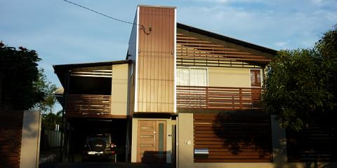 Innovative architectural building design in Aspley Brisbane