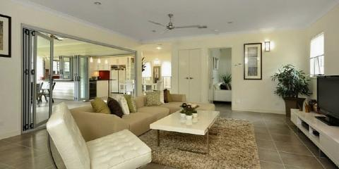 Light Filled interior in Clayfield Brisbane by Building Designer Design 2B