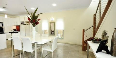 Elegent Dining in Clayfield Brisbane by Building Designer Design 2B