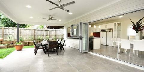 Outdoor living in Clayfield Brisbane by Building Designer Design 2B