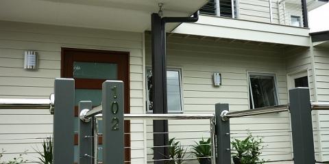 Contemporary custom-designed new house in Clayfield Brisbane by Building Designer Design 2B