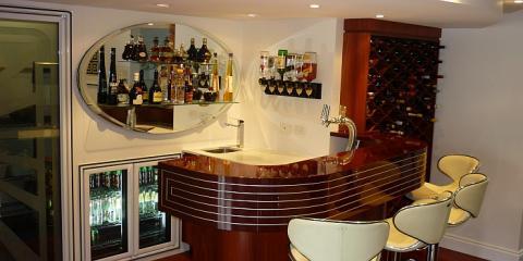 Innovative design for this bar in Hamilton Brisbane by building designer Design 2B