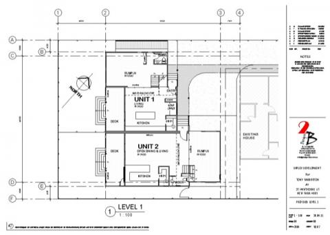 Duplex Development